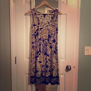 Dresses & Skirts - Black and Yellow Summer Dress